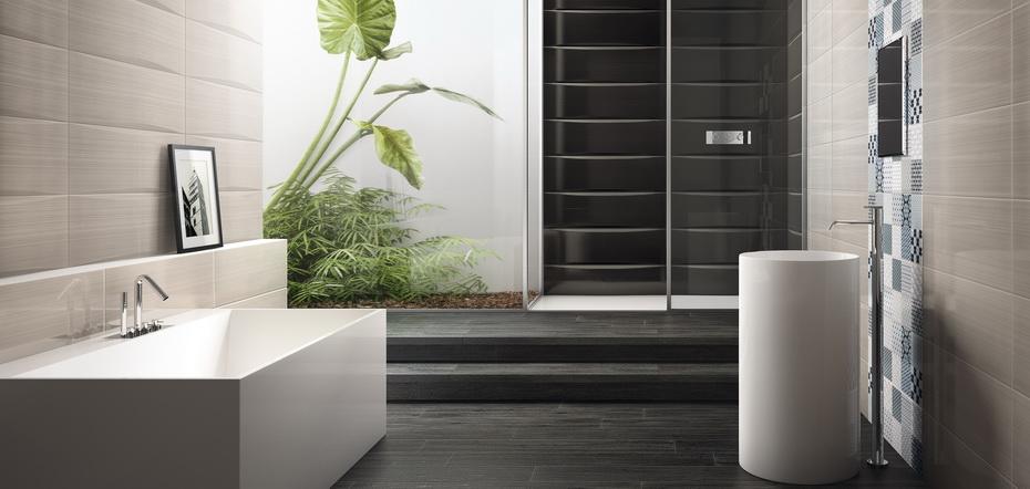 mobili bagno in muratura moderni. mobili da bagno with mobili ... - Bagni Moderni Neri